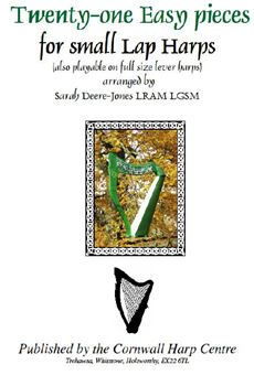 21 Easy pieces for small lap harp pdf download