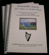 Image of Ensemble music for Celtic or pedal harp vol 1